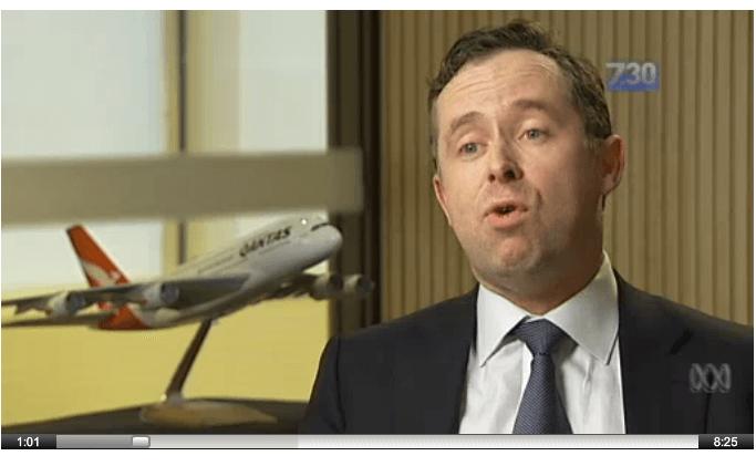 HSC Business Studies Qantas Case study