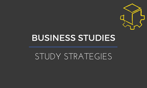 The Most Effective Study Strategies for Business Studies