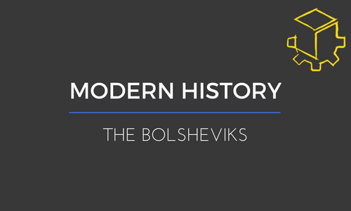 So Who Are The Bolsheviks And What Do They Have To Do With Stalin?