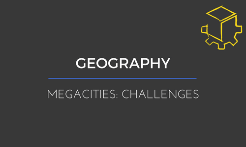 megacities geography