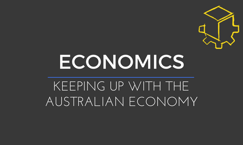 Keeping Up with the Australian Economy