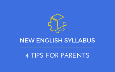 4 Tips for Parents of Teens Tackling the New English Syllabus