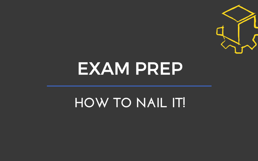 Frustrated with your child's exam results?