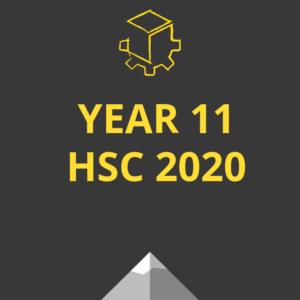 year 11 hsc 2020