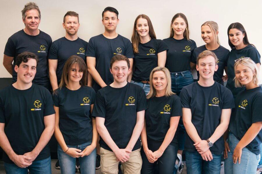 HSC CoWorks Tutoring Staff