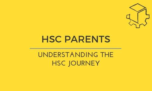 Understanding the HSC journey