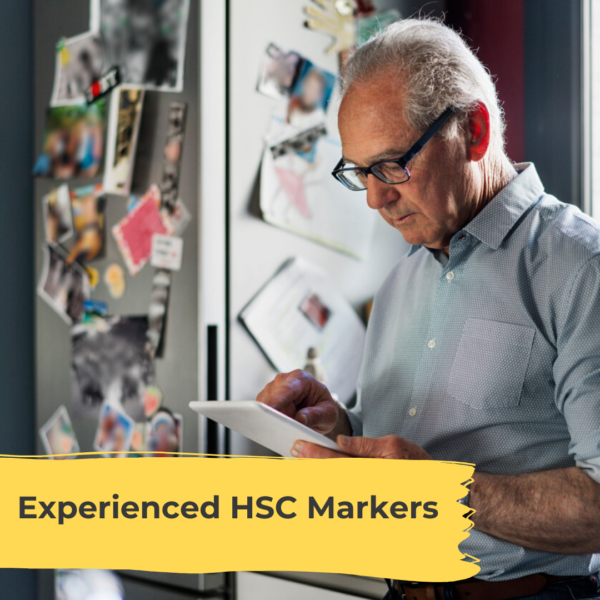Experienced HSC Marker