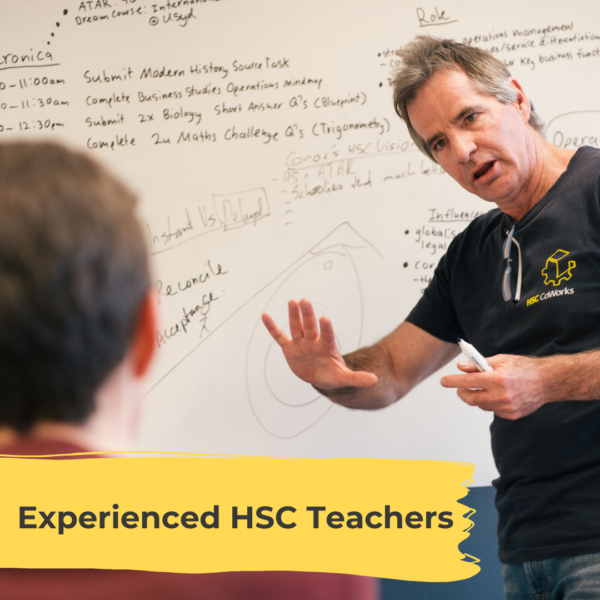 Experienced HSC Teacher