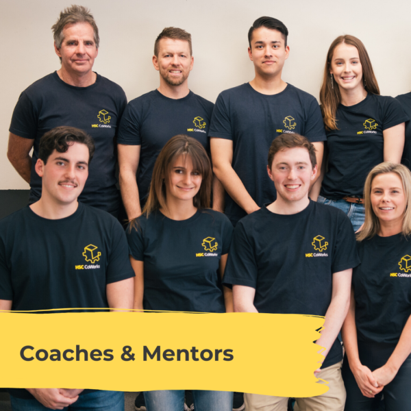 HSC CoWorks Coaches and Mentors