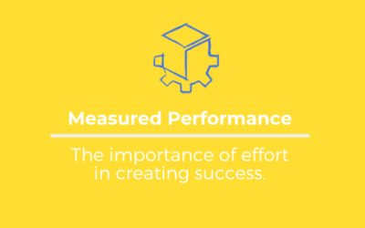 Measured Performance: An Indicator of Future Success