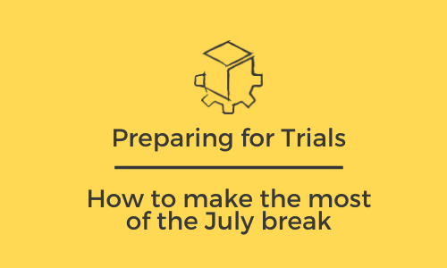 Our Top 6 Tips: Making the Most of the July Break
