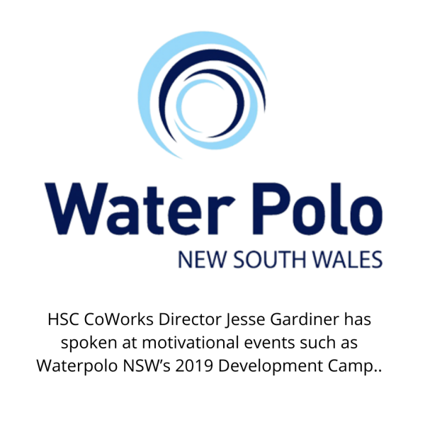 Water Polo New South Wales Logo